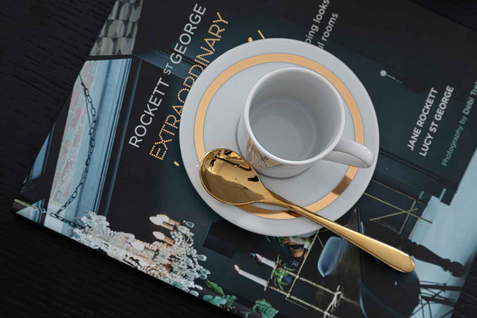 Royal Mint Gardens decorations
